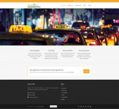 Taksi Durağı Web Paketi